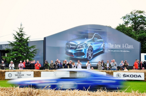 Image of Goodwood Festival of Speed 2012